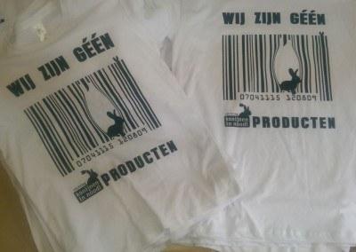 Konijnen in Nood  t-shirt